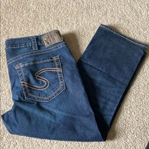 Excellent like new condition Aiko Capris